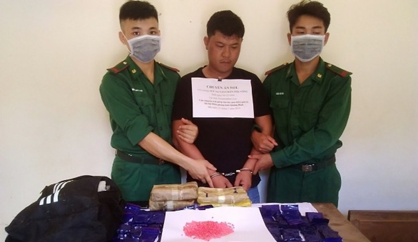 Bắt kẻ cầm đầu đường dây ma tuý 'khủng' xuyên biên giới Việt – Lào