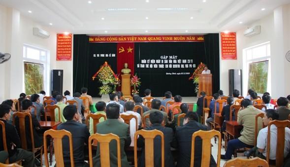 VQG Phong Nha – Kẻ Bàng (Quảng Bình) tọa đàm kỷ niệm Ngày Di sản văn hóa Việt Nam