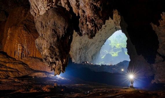 Hang động lớn nhất thế giới - Sơn Đoòng được cấp phép khai thác du lịch đến năm 2030