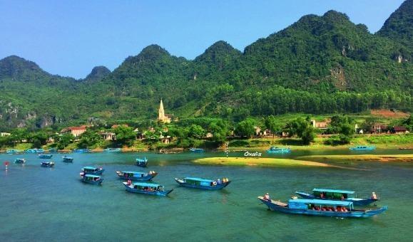Lực lượng cứu hộ đồng hành với du khách ở Phong Nha – Kẻ Bàng
