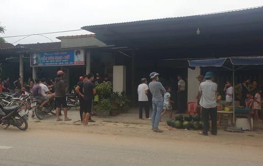Quảng Bình: Một người trọng thương sau tiếng súng nổ tại nhà dân