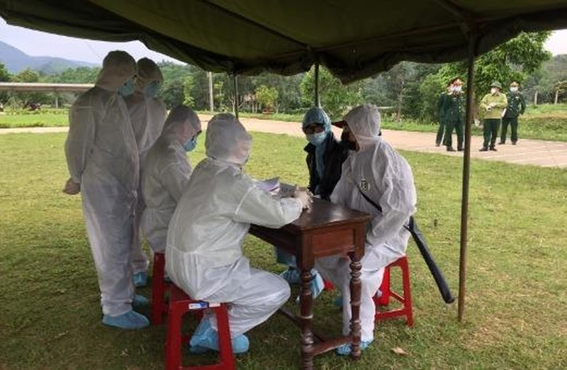 Quảng Bình giám sát 96 người từng thăm khám, điều trị tại Bạch Mai
