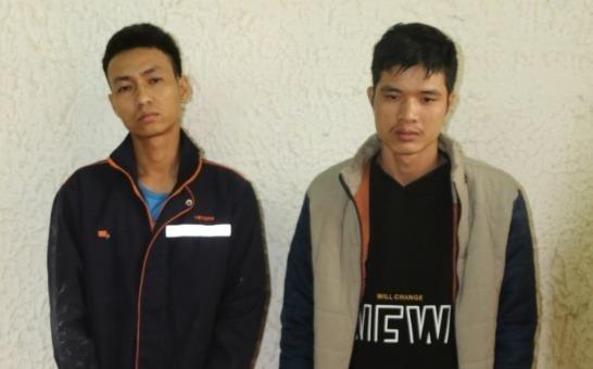Hai thanh niên 9X gây ra hàng loạt vụ trộm ở bệnh viện tại Quảng Bình