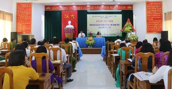 Tư pháp Quảng Bình 5 năm liền được Bộ xếp loại A