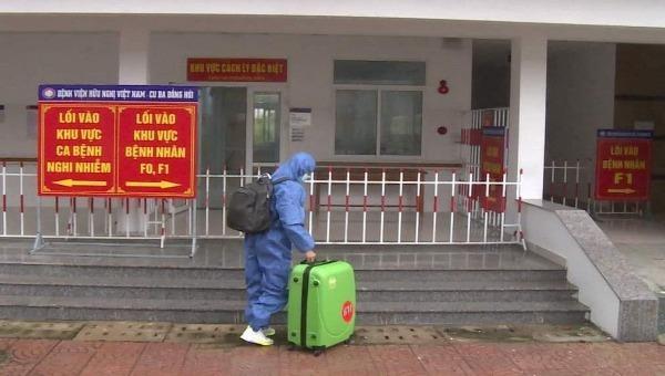 Ca tái dương tính với SARS-CoV-2 ở Quảng Bình và 46 người F1 đã âm tính