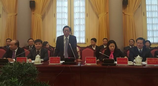 Chủ tịch nước công bố 9 luật 2 nghị quyết