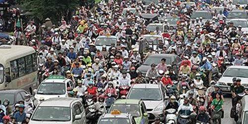 Hà Nội đề xuất hạn chế phương tiện cá nhân