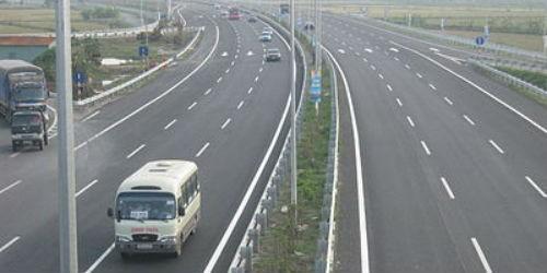 Năm 2020, Việt Nam sẽ có hơn 2.000 km đường cao tốc