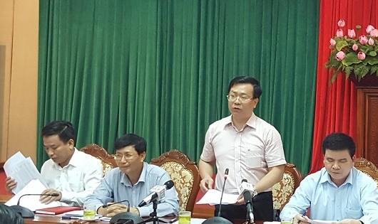 Ông Võ Nguyên Phong – Phó Giám đốc Sở Xây dựng Hà Nội