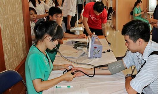 Hà Nội lập hồ sơ quản lý sức khỏe toàn dân