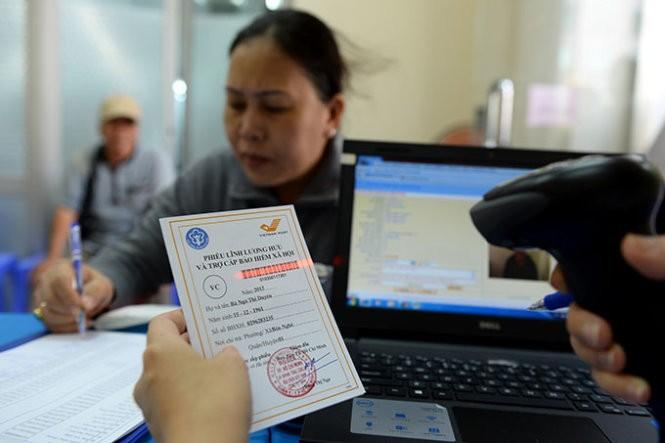 Ứng dụng công nghệ để thực hiện thanh toán BHXH cho người dân tại TP HCM