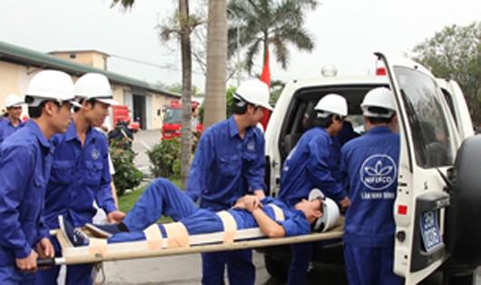 Đa số tai nạn lao động bị 'bỏ ngoài báo cáo'