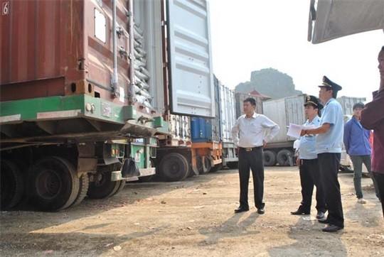 Đề xuất cơ quan hải quan là đầu mối thực hiện kiểm tra chuyên ngành tại cửa khẩu