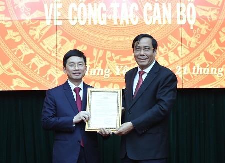 Trợ lý Thủ tướng Nguyễn Xuân Phúc được chỉ định làm Phó bí thư Tỉnh ủy Hưng Yên