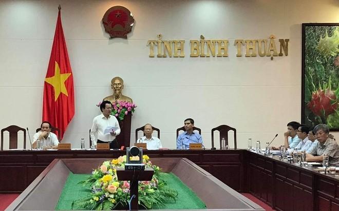 Bình Thuận khẩn trương đối phó dịch COVID-19 ở cấp độ 2