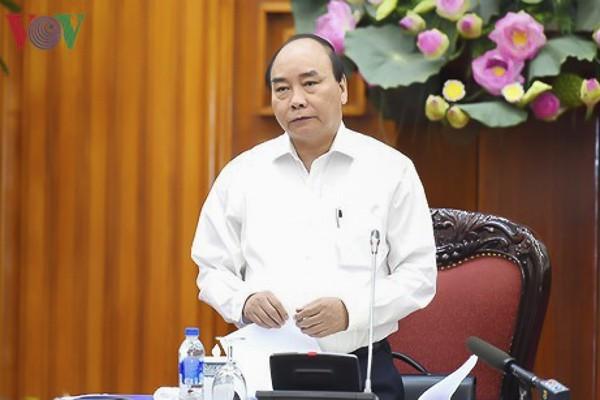 Thủ tướng Nguyễn Xuân Phúc đồng ý công bố dịch Covid-19 toàn quốc