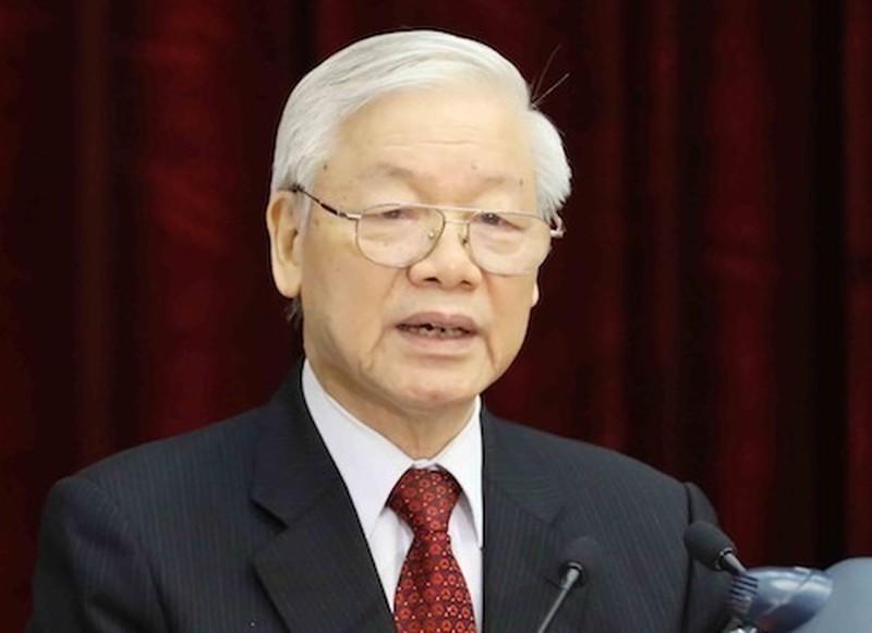 Tổng Bí thư, Chủ tịch nước Nguyễn Phú Trọng kêu gọi đoàn kết để bảo đảm chiến thắng đại dịch COVID-19.