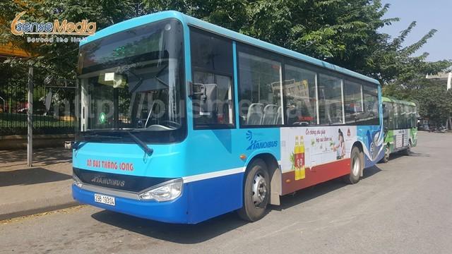 Hà Nội ưu tiên phát triển hệ thống vận tải hành khách công cộng khối lượng lớn.