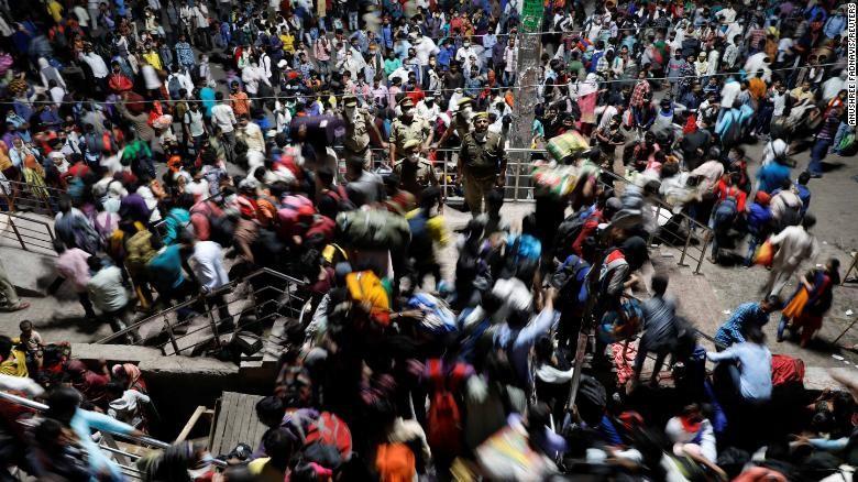 Virus corona xâm nhập khu ổ chuột lớn nhất châu Á