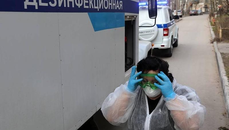 Khoảng 74% người Nga tin rằng đại dịch Covid-19 có thể chấm dứt
