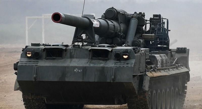Nga nâng cấp một trong những loại pháo mạnh nhất thế giới