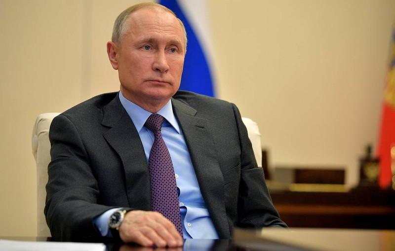 Điện Kremlin thông báo về quy trình xét nghiệm COVID-19 của Tổng thống Nga Putin