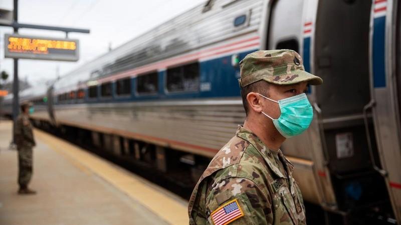 Virus corona giết chết nhiều người Mỹ hơn là 6 cuộc chiến