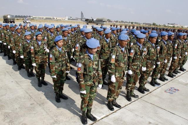 Liên Hợp quốc tạm dừng triển khai lực lượng gìn giữ hòa bình cho đến ngày 30/6