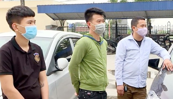 Các trường hợp trốn kiểm soát dịch bệnh vào Hải Phòng bị lập hồ đưa đi cách ly tập trung. Ảnh: cand.com.vn