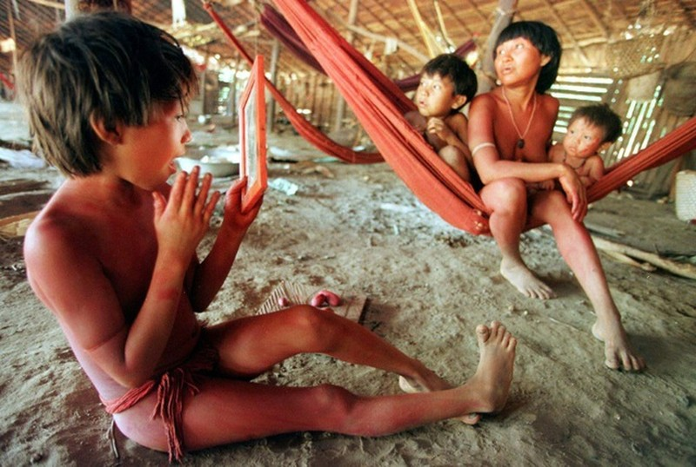 Virus corona đã tấn công cả thổ dân trong rừng nhiệt đới Amazon