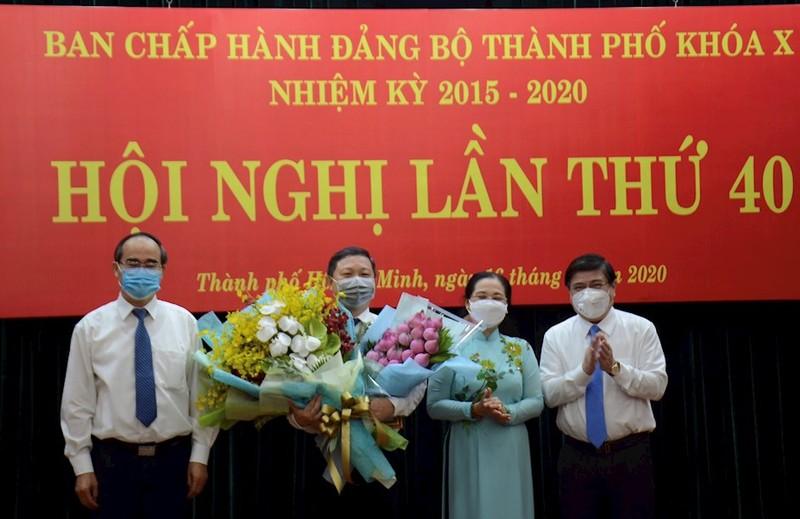 Công bố quyết định phê chuẩn bầu chức vụ Phó Chủ tịch UBND TPHCM