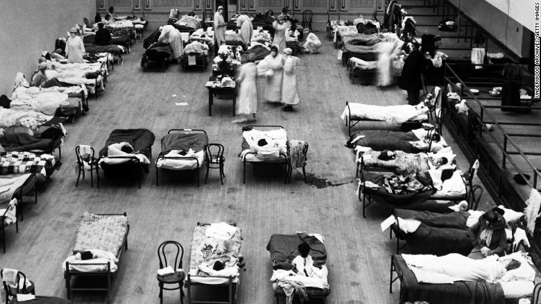 3 bài học từ dịch Cúm Tây Ban Nha không nên lặp lại với đại dịch Covid-19