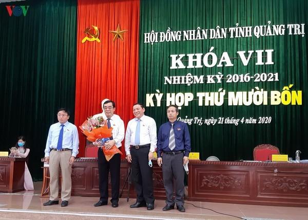 Quảng Trị chưa bầu bổ sung được chức danh Phó Chủ tịch