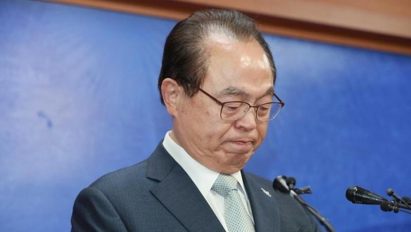 Thị trưởng thành phố Busan từ chức vì quấy rối tình dục