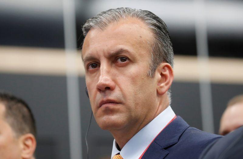 Tân Bộ trưởng Dầu mỏ của Venezuela đang bị Mỹ truy tố tội buôn ma túy