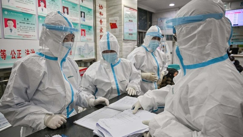 """Đội """"săn virus"""" của Trung Quốc đã góp phần kiềm chế sự lây lan của virus corona. Ảnh: NYT"""