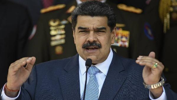 Tổng thống Venezuela Nicolas Maduro Moros. Ảnh: TASS
