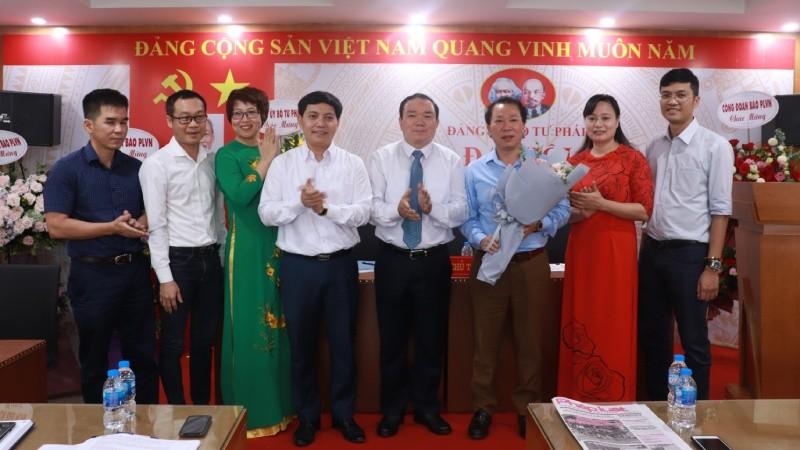 Ban Chấp hành Đảng bộ Báo Pháp luật Việt Nam nhiệm kỳ 2020-2025 tăng cường đoàn kết, kỷ cương, đổi mới, hướng tới phát triển bền vững