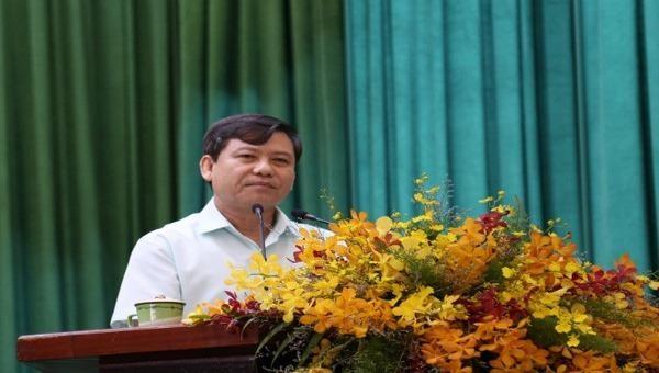 Viện trưởng Viện KSND tối cao Lê Minh Trí.