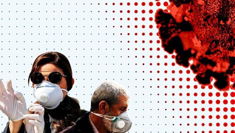 Một tháng thế giới có thêm hơn 3 triệu người nhiễm virus corona
