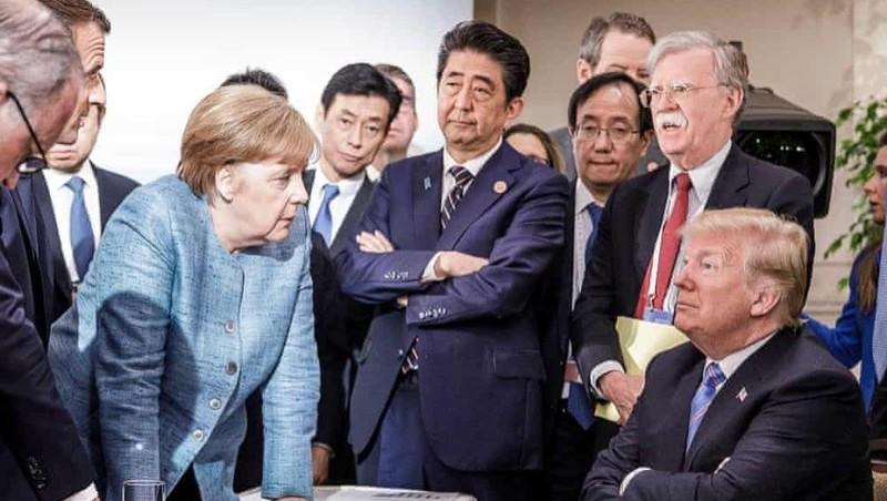 Tổng thống Mỹ hoãn hội nghị G7 để mời thêm các đồng minh tham dự