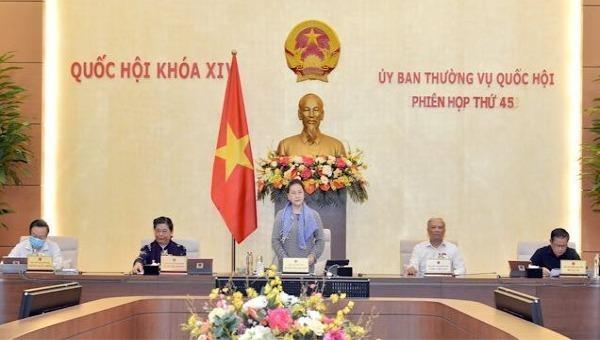UBTVQH sẽ cho ý kiến việc miễn nhiệm Phó Thủ tướng Vương Đình Huệ và Trưởng Ban Dân nguyện Nguyễn Thanh Hải