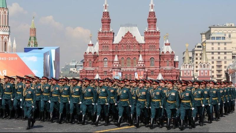 Nga kỷ niệm Ngày Chiến thắng vào ngày 9/5 với cuộc duyệt binh lớn của Moscow. Ảnh: Moskva News Agency