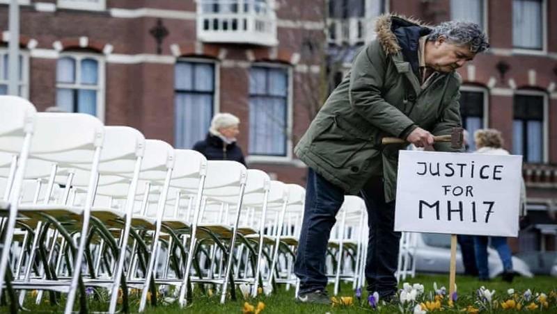 Nga, Hà Lan, Australia tiếp tục tham vấn về vụ tai nạn MH17
