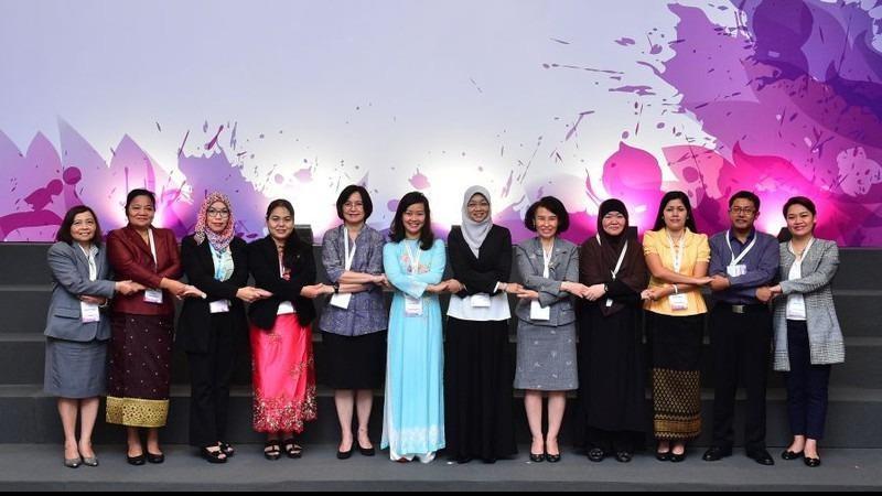 Phiên họp đặc biệt về tăng quyền năng cho phụ nữ theo sáng kiến của Việt Nam