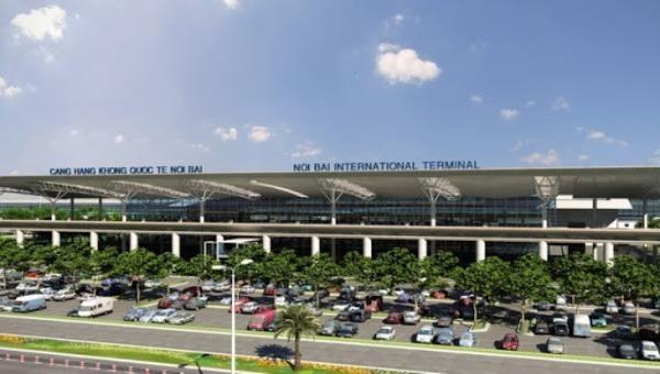 Thủ tướng Chính phủ đã đồng ý giao thầu thực hiện cải tạo sân bay Nội Bài