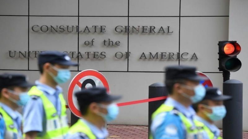 """Trung Quốc đã """"trả đũa"""" sau khi Bộ Ngoại giao Hoa Kỳ đã áp đặt nhiều vòng hạn chế đối với đại sứ quán và lãnh sự quán Trung Quốc tại Hoa Kỳ và nhân viên của Trung Quốc."""