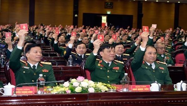 Đại hội đại biểu Đảng bộ Quân đội lần thứ XI: Dấu mốc quan trọng của một thời kỳ phát triển mới của Quân đội.