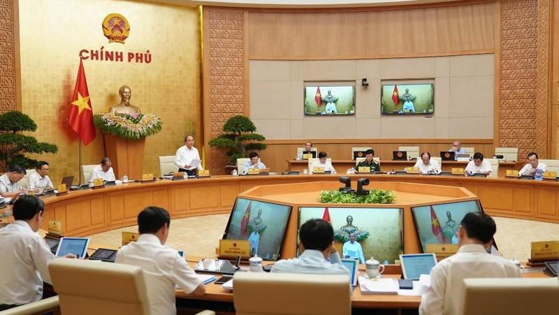 Thủ tướng kết luận phiên họp Chính phủ thường kỳ tháng 9/2020.