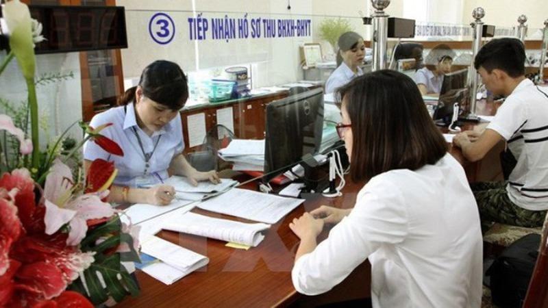 Năm 2021,biên chế công chức trong các cơ quan, tổ chức hành chính nhà nước là 247.344 biên chế. Ảnh: TCNN